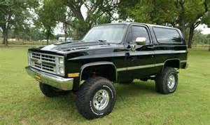 1988 Chevrolet Blazer - 4x4 - Fuel Injected