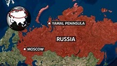 'End Of The World' Crater Mystery In Siberia | World News ...