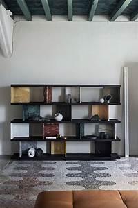 Casa Salvatori In Milan Pairs Marble Furnishings With Flecked Terrazzo Floors