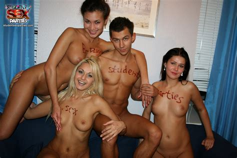 College Sex Party Drunk Student Sex Party With Beautiful