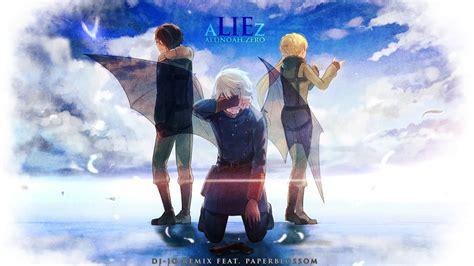 Aldnoahzero • Aliez  Djjo Remix Feat Paperblossom
