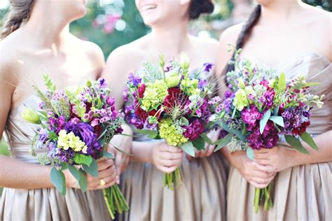 10 Gorgeous Fall Wedding Color Palettes