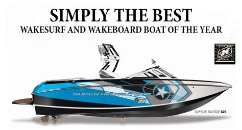 Wakeboard Boat Of The Year by Welcome The New Year With Brand New Boat Models Asia