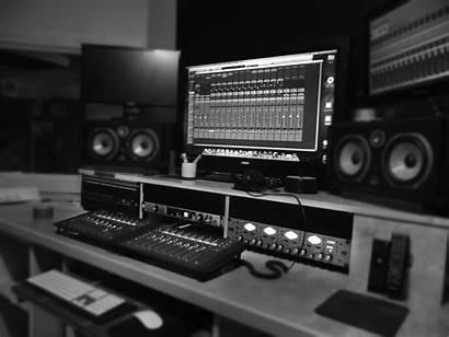 Studio Recording Wallpapers Backgrounds Wave Wallpapersafari Sine