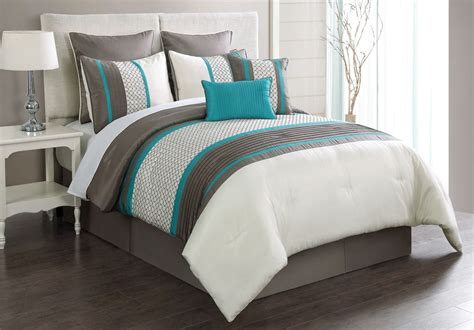 turquoise and gray bedding sets tedx decors the awesome color of turquoise bedding