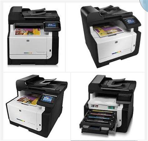 jual printer laser warna hp color laserjet pro cm1415fnw