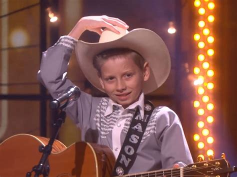 Yodel Kid Mason Ramsey Explains Walmart Singing On 'the