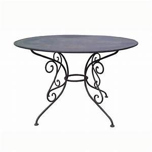 Runder Tisch Kaufen : runder garten tisch urbain aus metall ~ Markanthonyermac.com Haus und Dekorationen