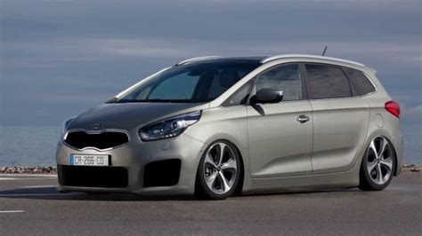 virtual tuning kia carens  mailo  youtube