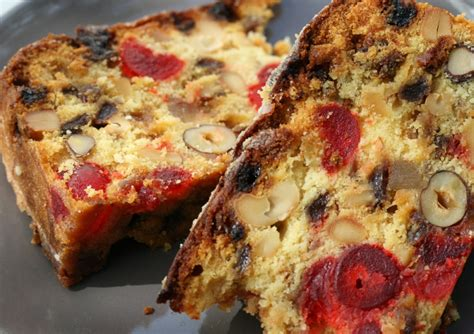 light fruit cake my christmas cake drizzle and dip
