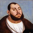 John Frederick the Magnanimous, Elector of Saxony, 1535 ...