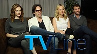 """""""Zoo"""" Cast Interview at Comic-Con 2015 - TVLine - YouTube"""