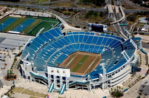 The jaguars, along with the carolina panthers, started play in the 1995 nfl season as expansion teams. EverBank Field, Jacksonville FL   Seating Chart View