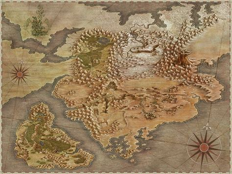 dungeon siege 3 map maps dungeon maps and rpg on