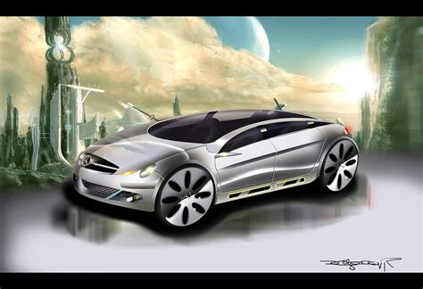 Mercedes Benz R 2020 By Xyxcorp On Deviantart