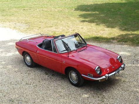 For Sale Fiat 850 Spider Sport (1971)