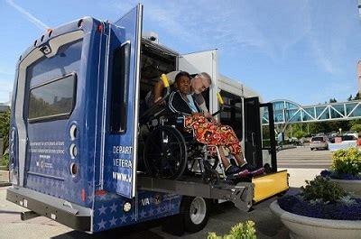 Transportation Service by Veterans Transportation Service Va Portland Health Care