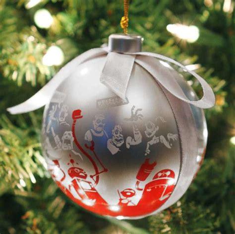 obnoxious christmas ornaments deceivingly annoying decorations tannenbomb prank ornament