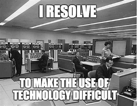 Tech Meme - 5 anti resolutions for social studies teachers social studies central