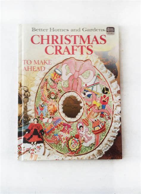 christmas crafts book 4 00 via etsy