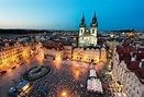 Prague City Most Popular Destination with Attractive Night ...
