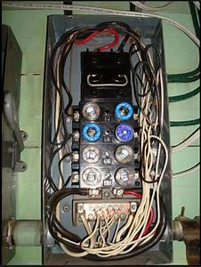 Old Fuse Panels    Are They Safe