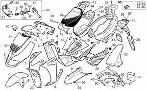 Aprilia Sr 50 H2o 1996 Parts Aprilia Spare Parts Genuine