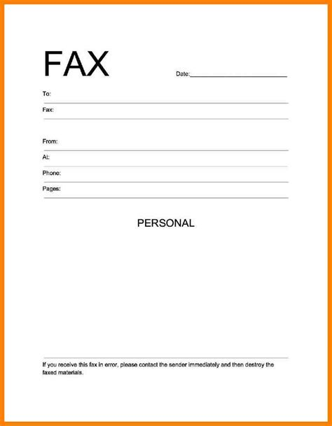 fax cover letter pdf 28 images free printable fax