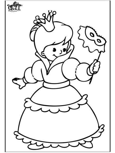 Kleurplaat Doornroosje Met Prins by Prinses 4 Sprookjes Kleurplaten