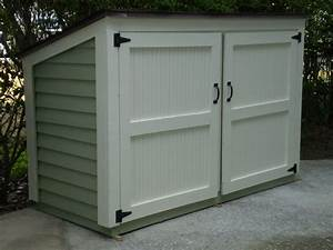 Small Outdoor Storage Sheds - Traditional - Garage And