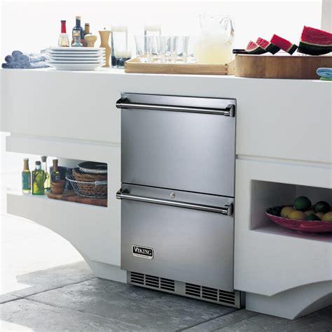 cabinet depth refrigerator viking vrdo5240dss 24 inch undercounter outdoor