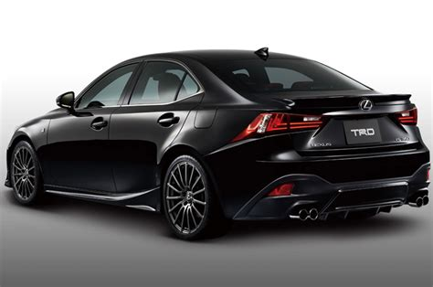lexus 2014 sport trd offers 2014 lexus is f sport upgrade in japan