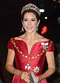 Photos of the Danish Royal Family at New Year's Reception ...