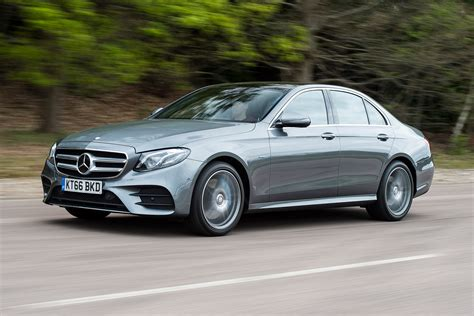 Mercedes In Hybrid by New Mercedes E 350e In Hybrid 2017 Review Auto Express