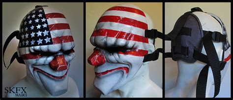Dallas Mask By Skfxmasks On Deviantart