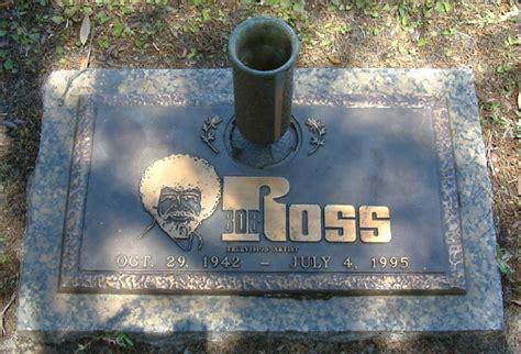 Bob Ross Gravesite