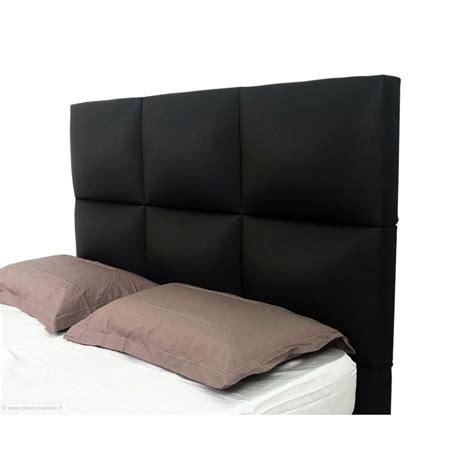 tete de lit noir