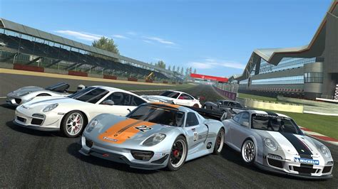 Real Racing 3 Review Visually Jawdropping Free Download