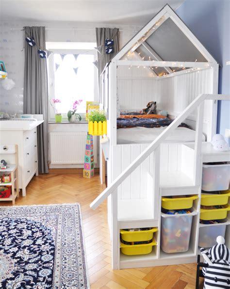 Ikea Kura Anleitung by Ikea Bett Kura Anleitung Wohn Design