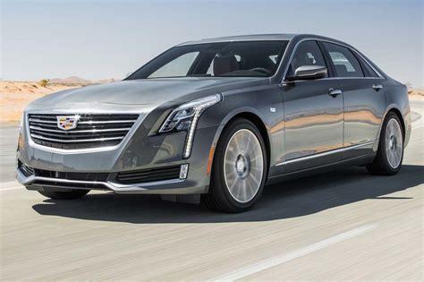 2017 Cadillac Ct6 Reviews And Rating