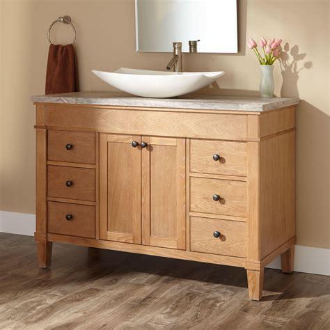 48 Marilla Vessel Sink Vanity Bathroom