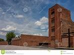 Radogoszcz - Former Gestapo Prison Stock Image - Image of ...
