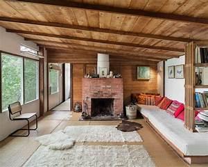 Moderne Holzdecken Beispiele : 30 design ideen f rs wohnzimmer im modernen landhausstil ~ Markanthonyermac.com Haus und Dekorationen