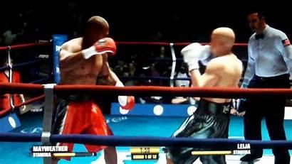 Mayweather Floyd Fight Champion Night Jr