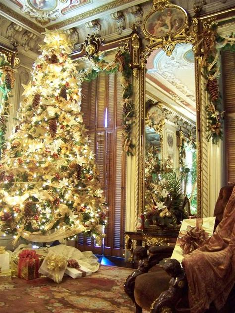 beautiful victorian christmas decorations ideas