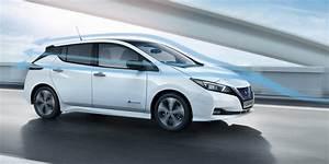 Autonomie Nissan Leaf : autonomie recharge nissan leaf v hicule lectrique nissan ~ Melissatoandfro.com Idées de Décoration