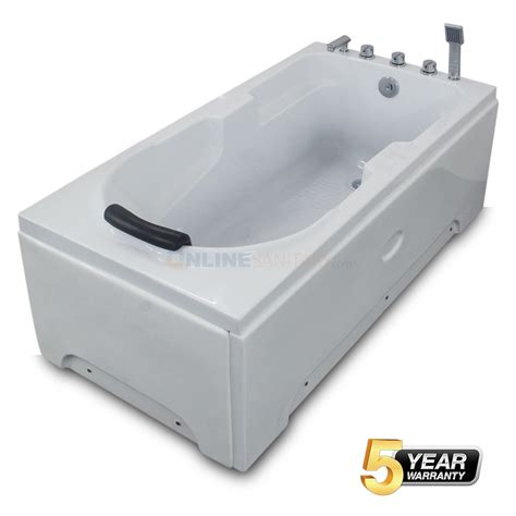 Bathtub Low Price by Buy Polina Freestanding Acrylic Bathtubs At Best Price In