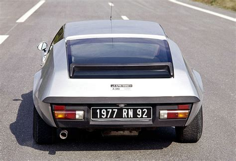 1976 Renault Alpine A310 V6 - specifications, photo, price ...