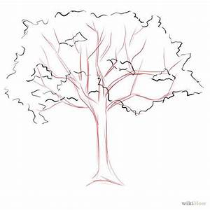 How to draw a cherry tree | Crafts... | Pinterest | How to ...