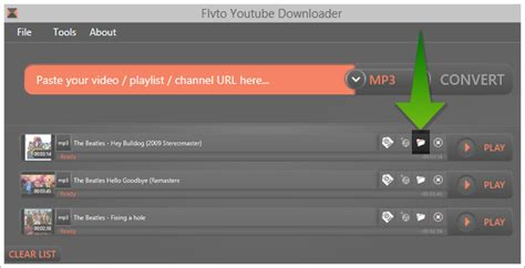 Flvto Lets You Download 99 Youtube Videos Simultaneously